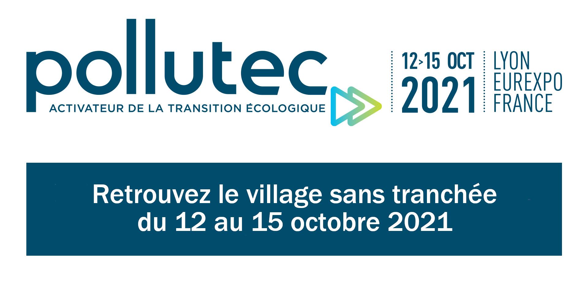 POLLUTEC LYON 2021 - FSTT - France Sans Tranchée Technologies